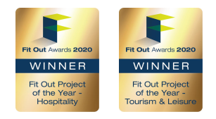 2020 Fit Out Project of the year awards